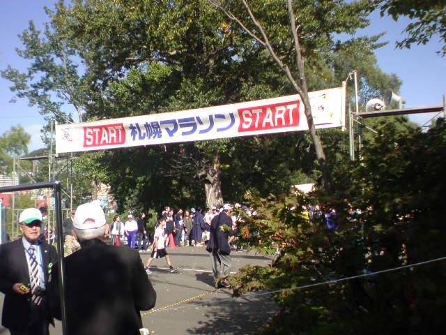 札幌マラソン結果